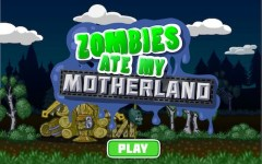 Zombie ate my motherland