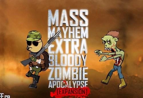 Mass Mayhem 5 Expansion