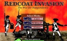 Redcoat Invasion