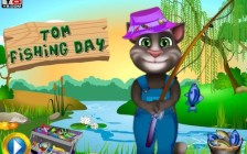 Tom Fishing Day
