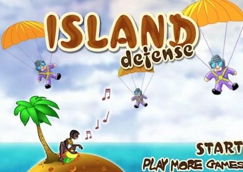 The Island Defense