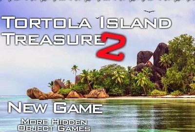 Tortola Island Treasure 2