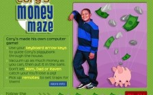 Corys Money Maze