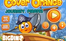 Cover Orange Journey Pirates