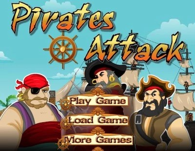 Pirates Attack