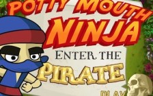 Potty Mouth Ninja Enter the Pirate