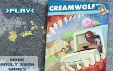 Cream Wolf