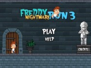 Freddy Nightmare Run 3