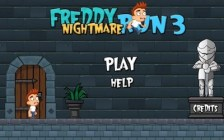 Freddy Nightmare Run 3