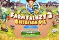 Farmer Frenzy 3: American Pie