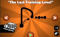 The Line Game – Orange Edition