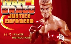 Ivan Drago Justice Enforce