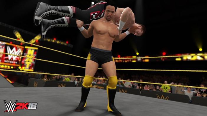 WWE 2K16 Free Download Full PC