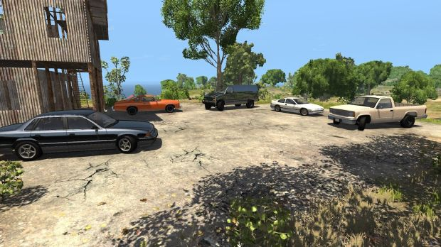 Free Download BeamNG.drive PC Game