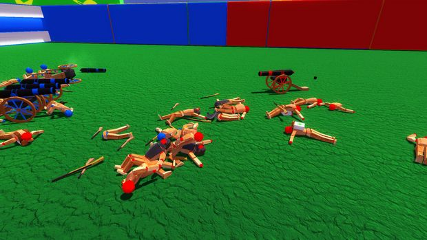 Free Download Wooden Battles PC Game