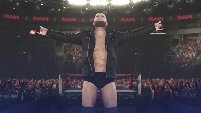 WWE 2K18 Free Download Full Game for PC