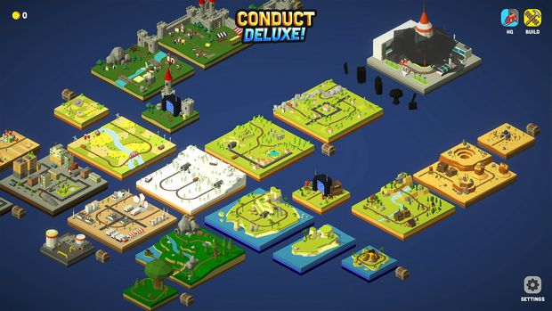 Free Download Conduct DELUXE! PC Game