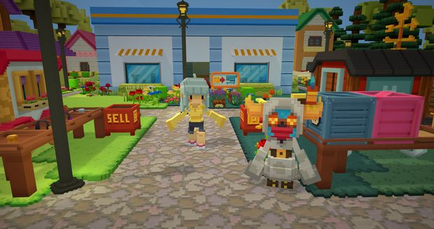 Free Download Staxel PC Game