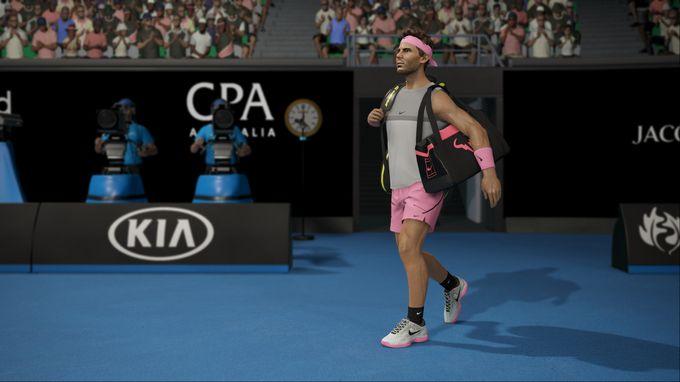 AO International Tennis Torrent Download