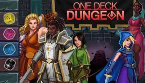 One Deck Dungeon Free Download