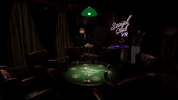 Social Club VR : Casino Nights Torrent Download