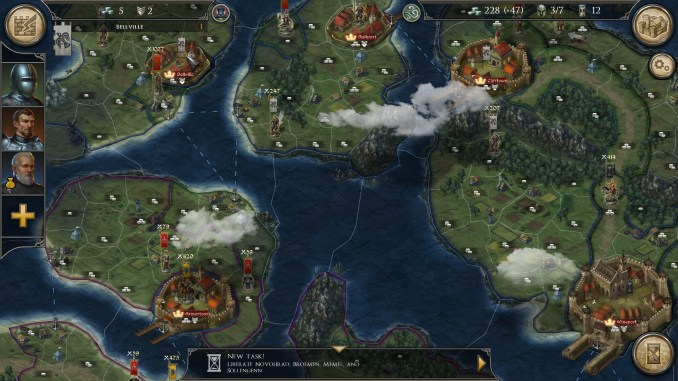Strategy & Tactics: Dark Ages Free PC Game