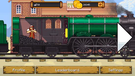 Coal Burnout - Race the steam!