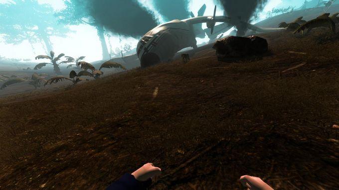 VR Survival Simulator Torrent Download