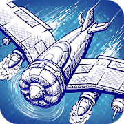Doodle Combat - Army Air Force Planes Battle