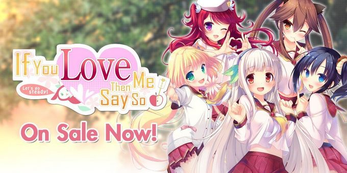 If You Love Me, Then Say So! Free Download