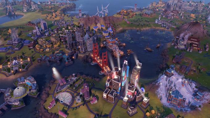 Sid Meier's Civilization VI: Gathering Storm PC Crack