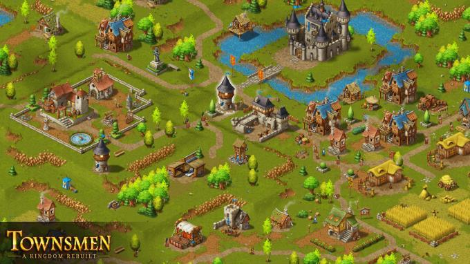 Townsmen - A Kingdom Rebuilt PC Crack