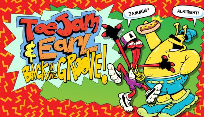 ToeJam & Earl: Back in the Groove! Free Download