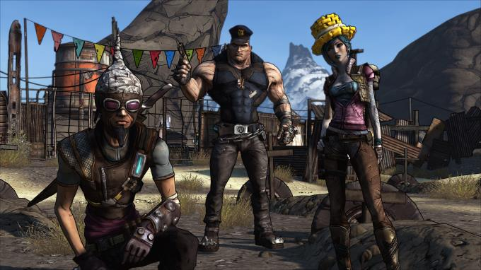 Borderlands Game of the Year Enhanced PC Crack