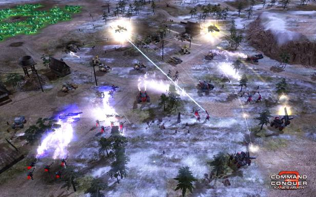 Command & Conquer 3: Kane's Wrath PC Crack