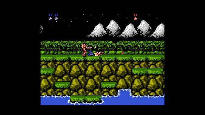 Contra Anniversary Collection PC Crack