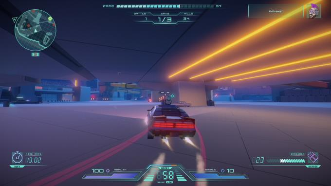 Nightwolf: Survive the Megadome Torrent Download