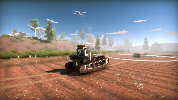 Armored Battle Crew [World War 1] - Tank Warfare and Crew Management Simulator PC Crack
