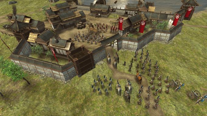 Shogun's Empire: Hex Commander Torrent Download