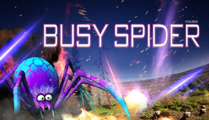 busy spider Free Download