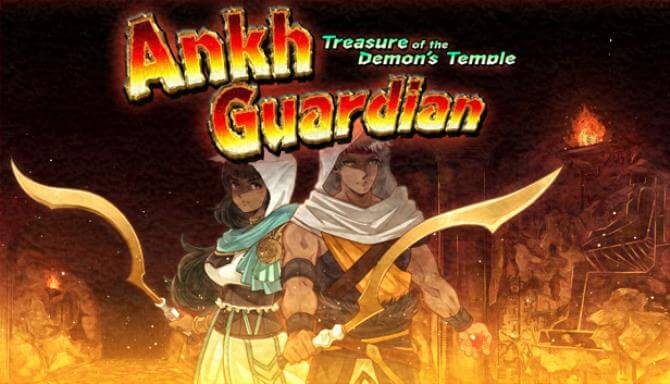 Ankh Guardian - Treasure of the Demon's Temple/ゴッド・オブ・ウォール 魔宮の秘宝 Free Download