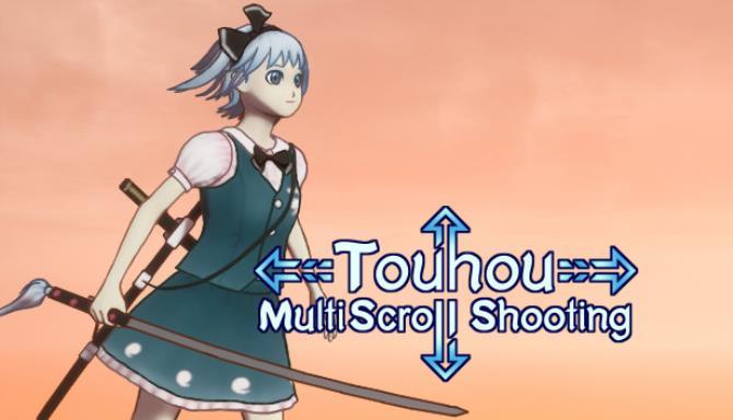 Touhou Multi Scroll Shooting Free Download