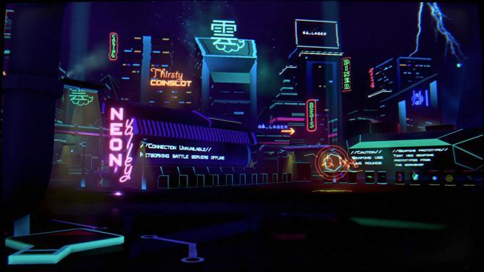Neon Valley: Revenge Torrent Download