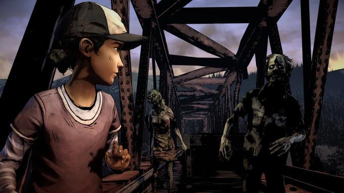 The Walking Dead : The Telltale Definitive Series Torrent Download