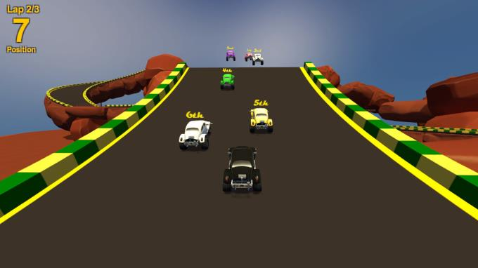 Barro Racing Free Download PC Game