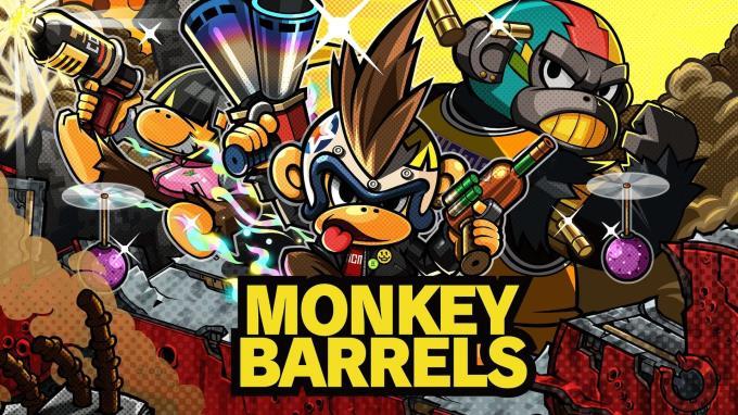 Monkey Barrels Free Download