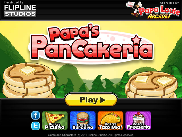Cool Math Cooking Games   Cooking Games Online at Cool Math for Kids Papa s Pancakeria