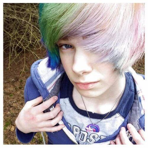 Emo Hair How To Grow Maintain Amp Style Like A BOSS Cool