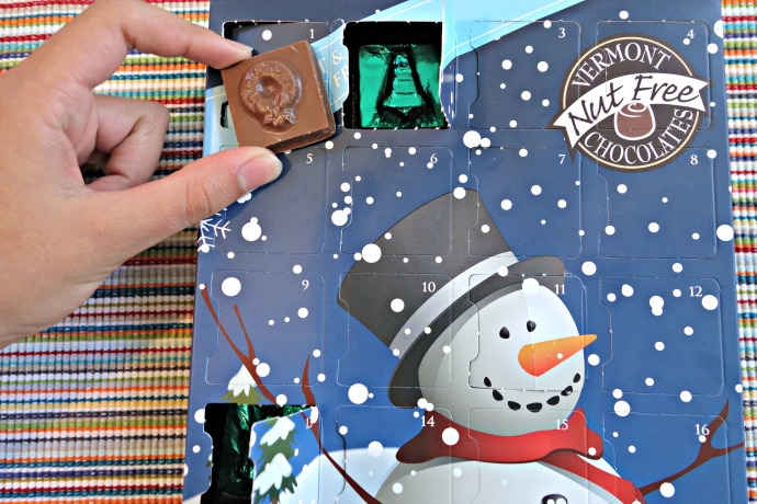 4 Advent Calendars With Allergen Free Chocolate For A Safe