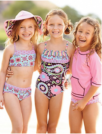 The best age-appropriate bikini swimsuits for little girls ...